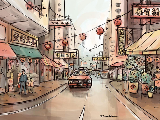 Apple Store Hong Kong: Digital Painting Class