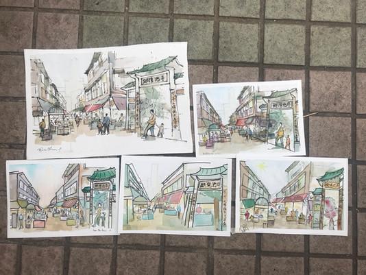 Ngau Chi Wan Village 牛池灣村