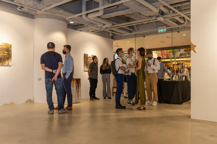 The Opening Reception