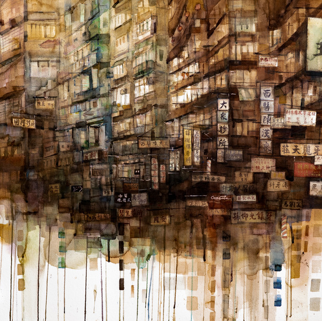 Kowloon Walled City 城寨回憶