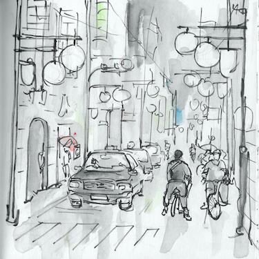 Osaka Street-snaps