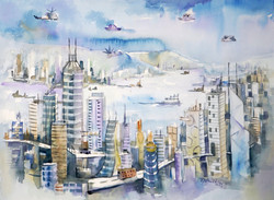 Life in 2050: The Harbour