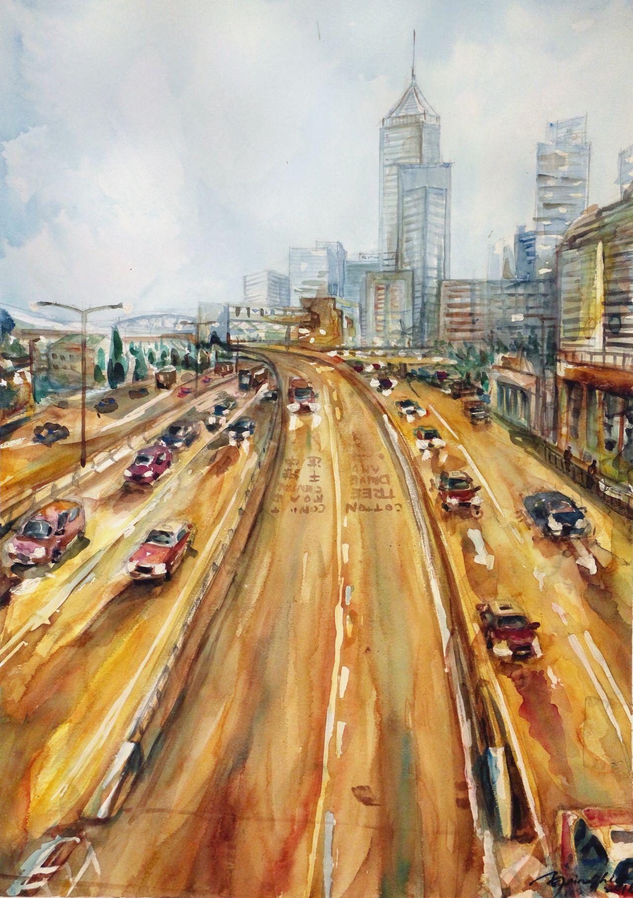 今旅酒店「街道、尋覓」Street & Seek 畫展