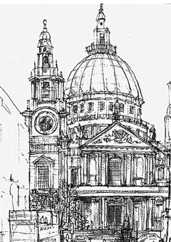 St.Paul's Church, London