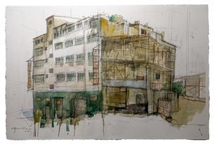 Kowloon Bearing Warehouse in Kwai Chung 九龍軸承貨倉, 2021