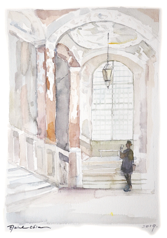 The Royal Palace - Kungliga  斯德哥爾摩王宮