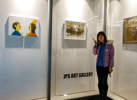 "JPS Gallery:"" Unwrapped "" Exhibition in Tokyo"