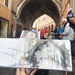 Fabriano Arch