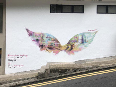 Victoria's Secret Interactive Angel Wings