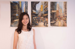 Elaine Chiu: 'Seeking' a Hong Kong i