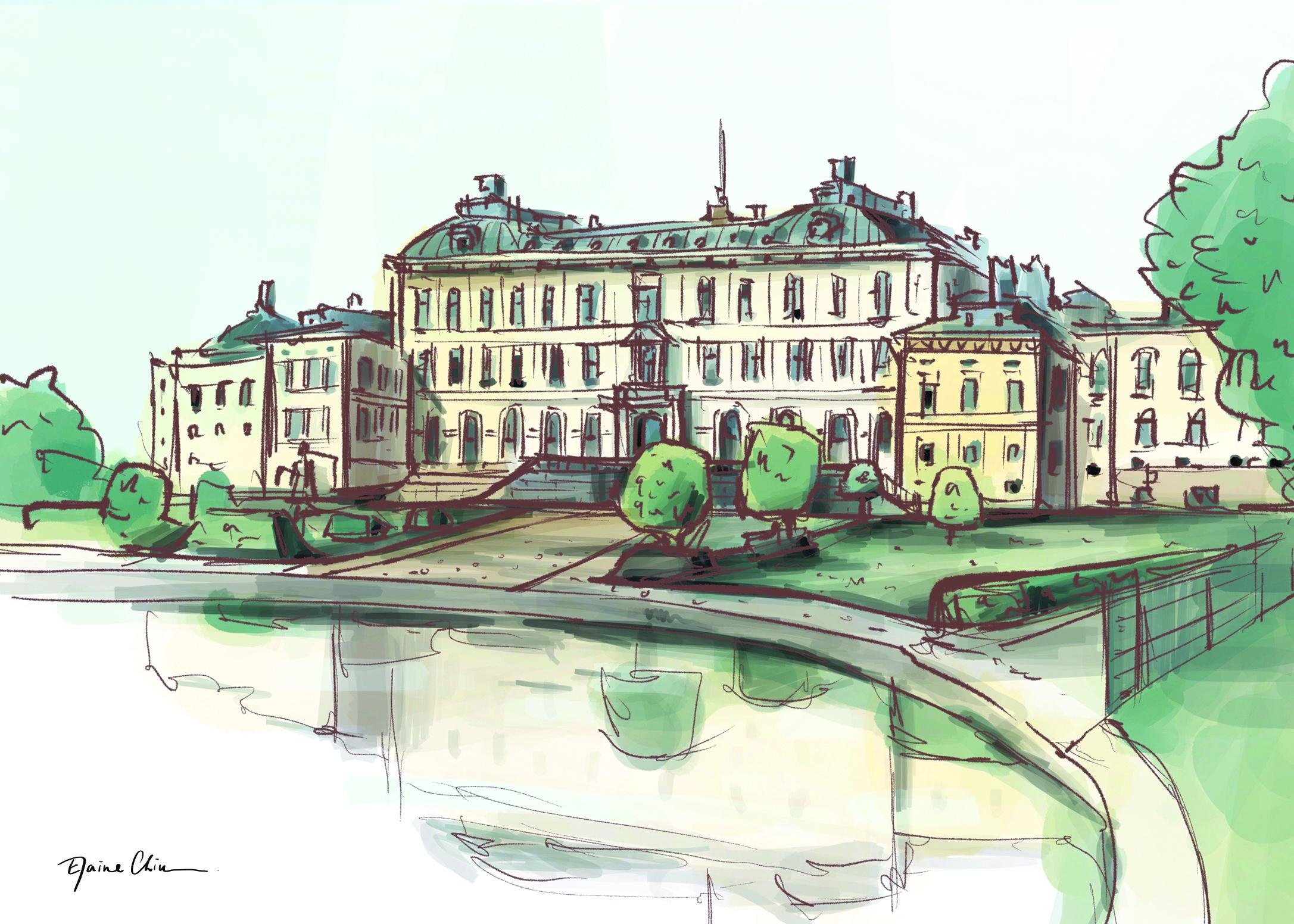 Drottningholm Palace (UNESCO)