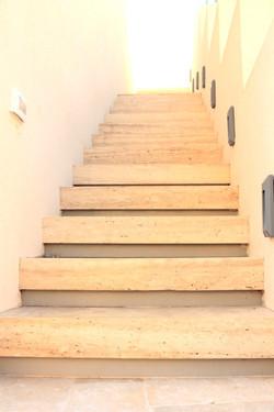 מדרגות חיצוניות