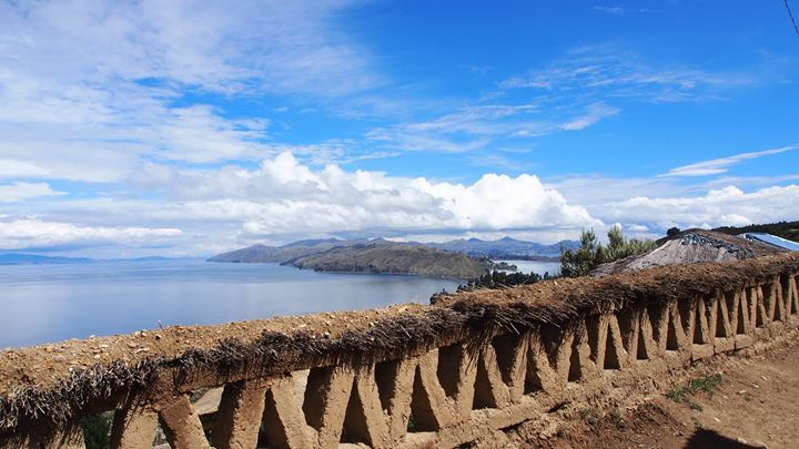 Isla del Sol - wo die Sonne geboren ist - schaut zum nächsten Bild