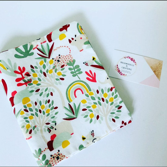 cahier de coloriage réutilisable