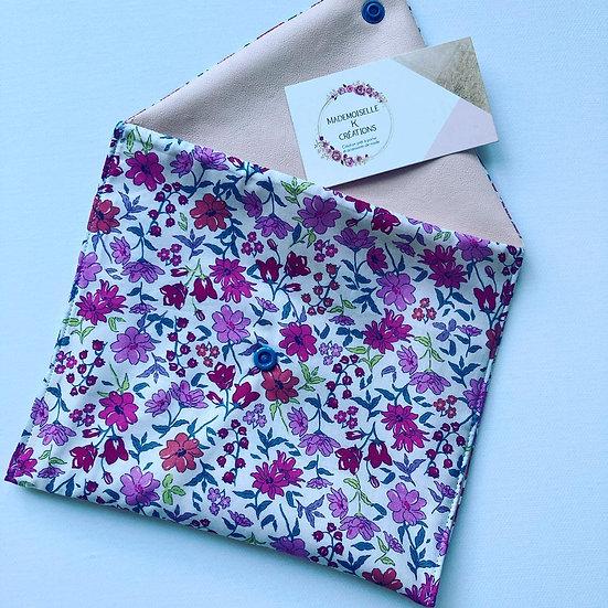 Pochette enveloppe Lynette