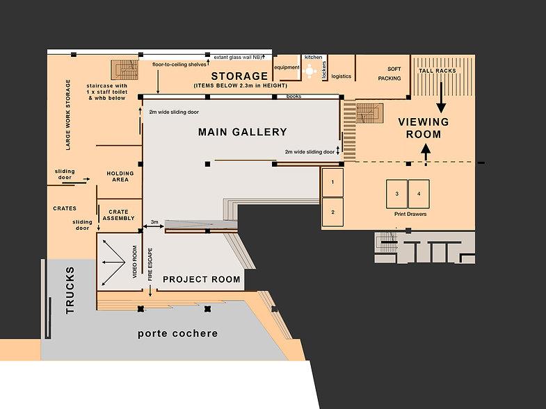 Art-Gallery-design-architect-Sydney-plan