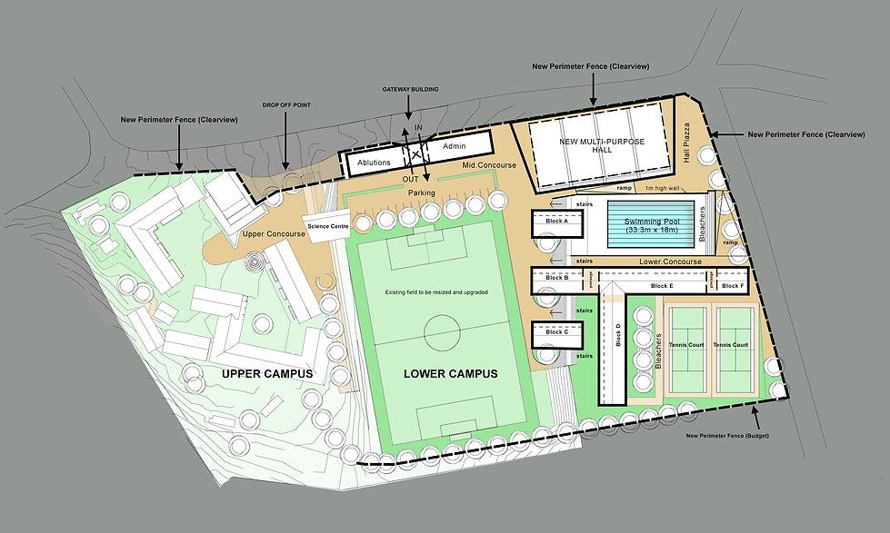 High-School-masterplan-architects-Sydney