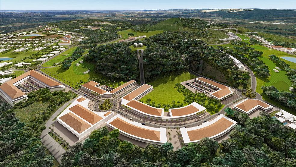 Monte Redondo village architect Sydney.j