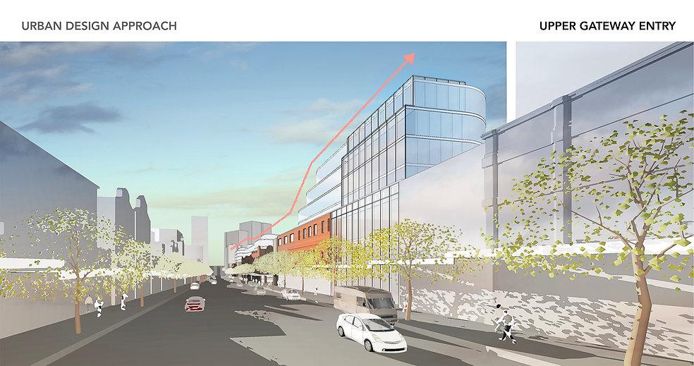 Oxford Street revitalisation architect S