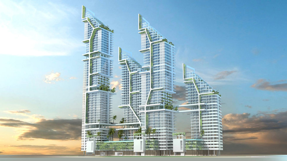 Eco-Design-Residential-Tower-architect-S