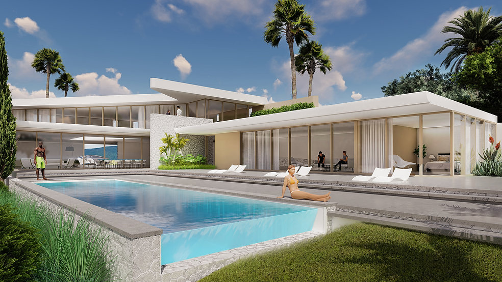 Portugal Luxury Villa architect Sydney.j