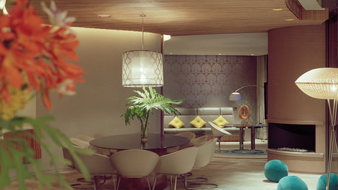 Organic House Interiors