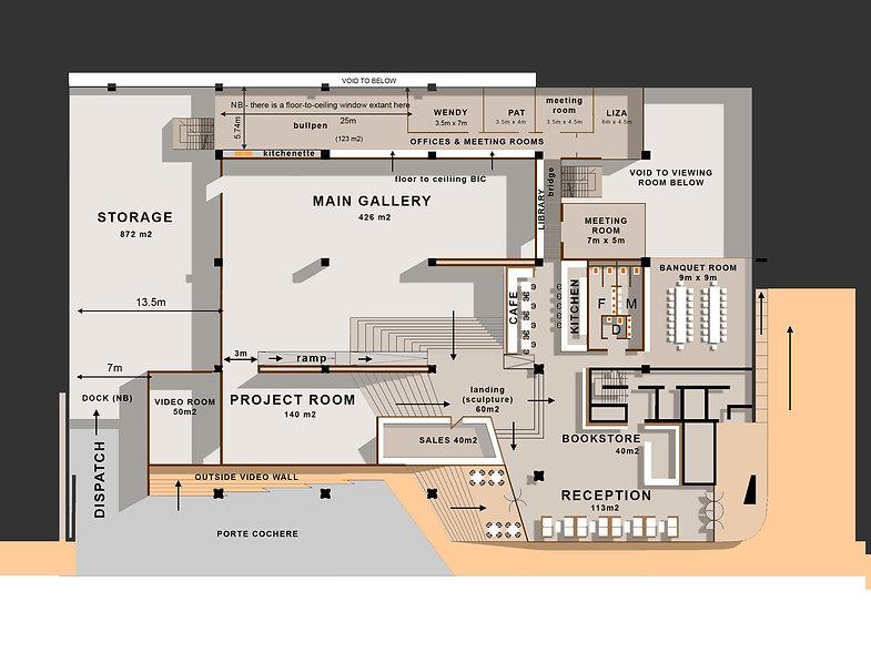 Art-Gallery-design-plan-architect-Sydney
