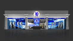 Chelsea FC Retail Concept