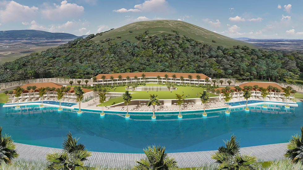 Hotel resort design Portugal architect S