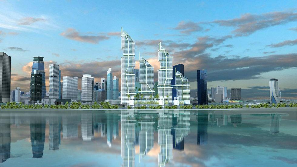 Luxury Residential Tower architect Sydne