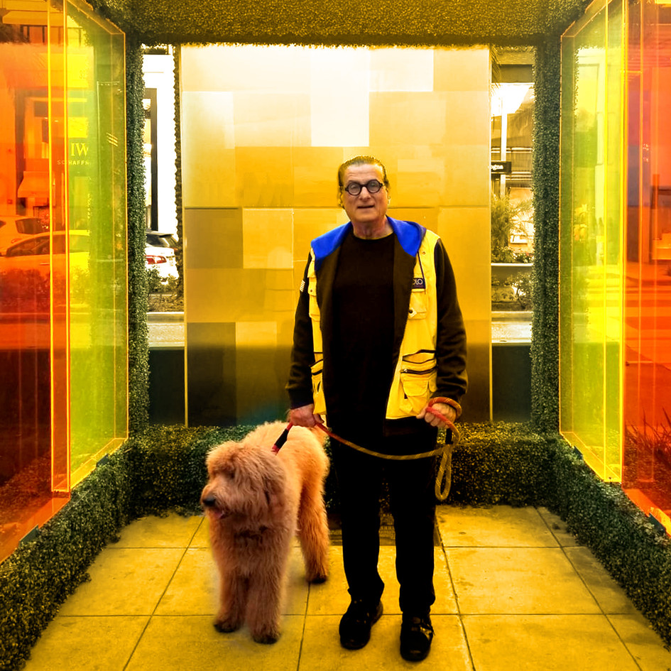 Galaxy Founder & CEO Raffi Cohen