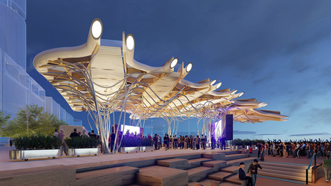 Barangaroo Pavilion