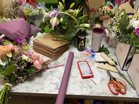Рассказ цветочного предпринимателя: о бизнесе, о клиентах, о насущном.