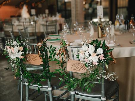 Оформление Летней Свадьбы - о том, как мы взяли на себя больше обязанностей, чем должны были