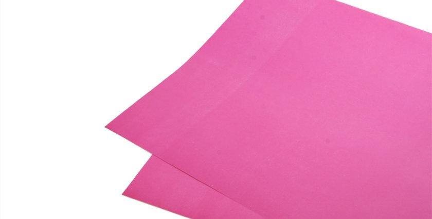Ярко-розовая матовая бумага