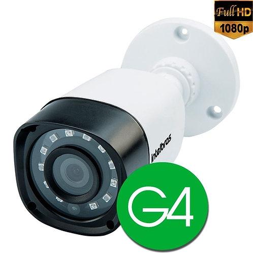 "Câmera Intelbras VHD 1220 B G4.0 Bullet Full HD 1080p Sensor 1/2.7"" Lente 3.6mm"