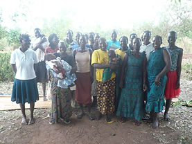 Seeds for Development Child Mothers