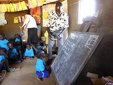 Seeds for Development - building a school