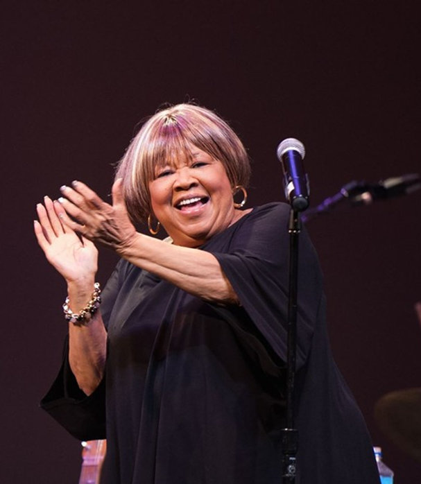 Mavis Staples Movement's nothin less you can dance to it