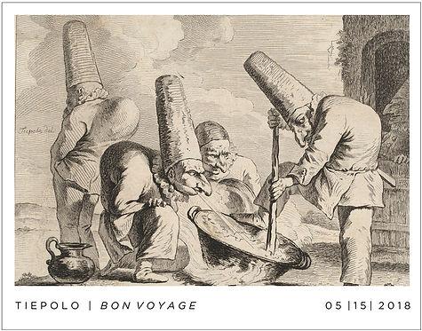 Tiepolo Bon Voyage Nobility Virtue Ignorance Integration Non-conformity Starting again