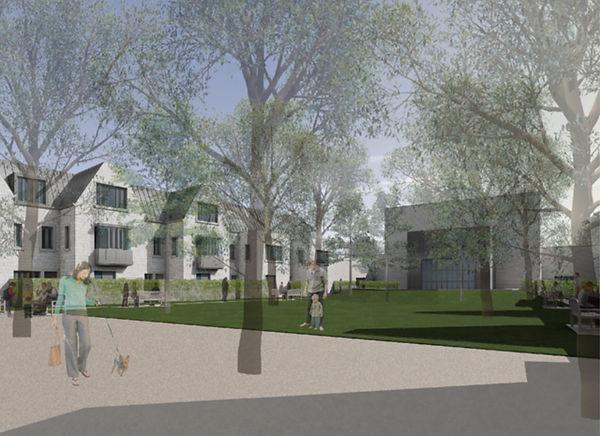housing commons park design competition