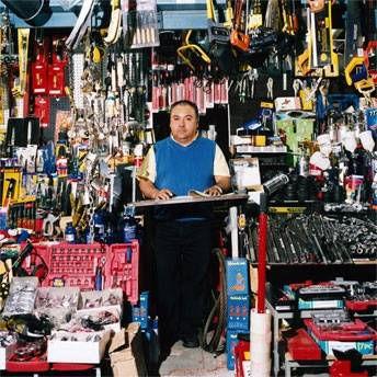 Vendor South America; Entrepreneurship, Eccentricity,and Transparency of Display