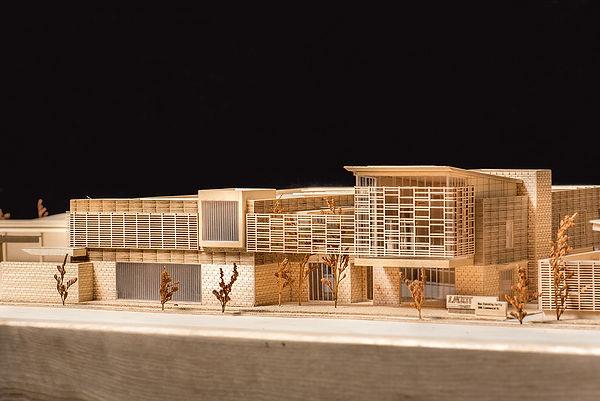 iconic highway architecture terra cotta