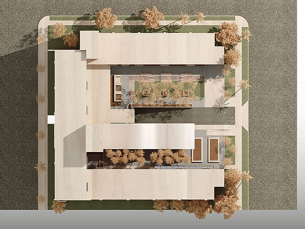 charter school architecture site plan San Diego