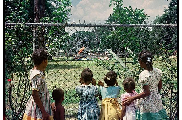Segregation walls fences education