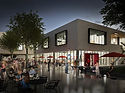 Caltech Student Center Goodale Architecture Planning
