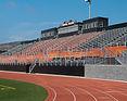 Ventura Community College track, field, bleachers David Goodale architect