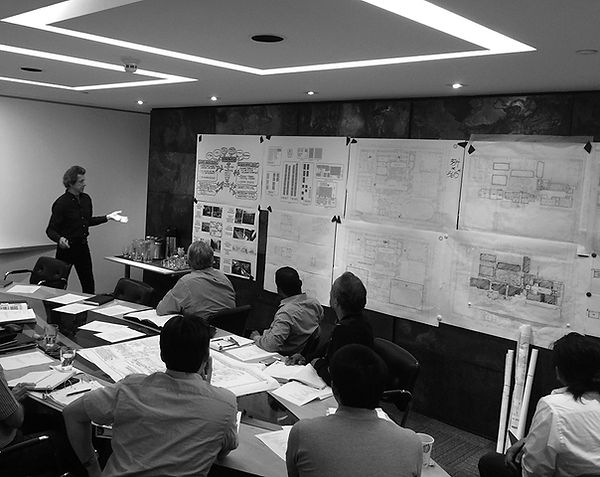 David Goodale Architect Contractor Design Build Collaboration