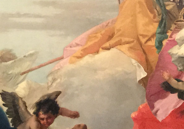 Detail Tiepolo technical finesse