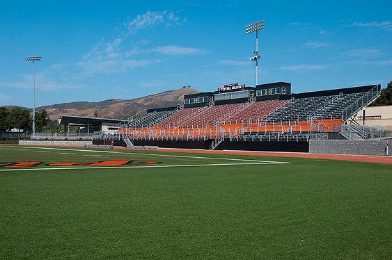 colorful track and field modernization